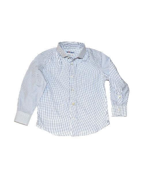 Camicia-Bianca-Quadretto