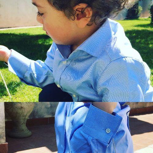Camicia-Oxford-Azzurra